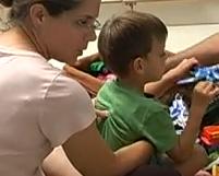 פיזיותרפיה לילדים
